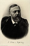 Richard von Krafft-Ebing. Photogravure. Wellcome V0026655.jpg