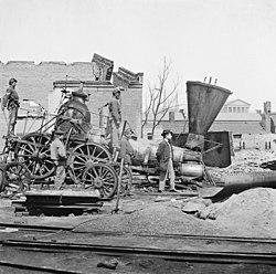 Richmond And Petersburg Railroad Wikipedia