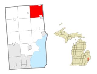 Richmond Township, Macomb County, Michigan Civil township in Michigan, United States