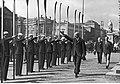 Rico Fioroni giving a Nazi salute in Berlin.jpg