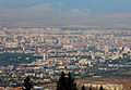 Ride with Simeonovo Cablecar to Aleko, view to Sofia 2012 PD 032.jpg