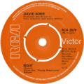 Right by David Bowie UK vinyl single.png