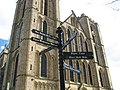 Ripon Minster, signs.jpg