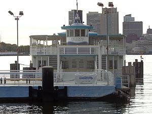 RiverLink Ferry - Image: River Link Ferry Camden 2