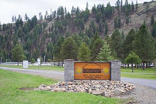 Camp Riverbend Youth Transitional Facility Public school in La Grande, , Oregon