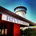 Riverside, Illinois Water Tower and Train Station.jpg