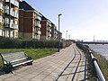 Riverside Walk, Purfleet - geograph.org.uk - 607619.jpg