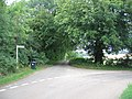 Road junction for Swerford - geograph.org.uk - 215454.jpg