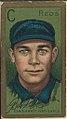 Robert H. Bescher, Cincinnati Reds, baseball card portrait LCCN2008677472.jpg
