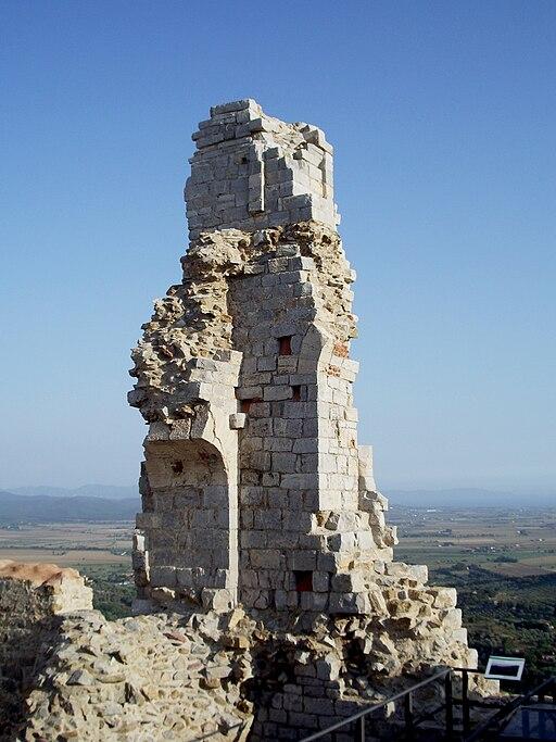Rocca di Campiglia Marittima