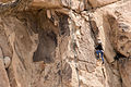 Rock Climber at Joshua Tree National Park - 2.jpg