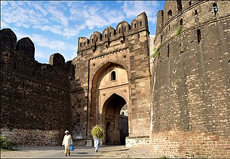 Rohtas Fort - Image: Rohtas Fort Front Gate