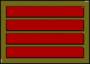 Comparative military ranks of Korea - Image: Rokm 4