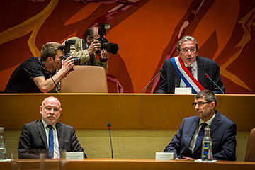 Roland Ries Conseil municipal Strasbourg 5 avril 2014.jpg