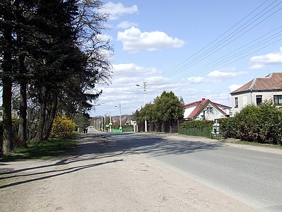How to get to Romainiai with public transit - About the place