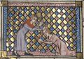 Roman de la Rose f. 26v (How jealousy behaves).jpg