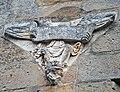 Romanesque inscription in the Monastery of Santa María la Real in Aguilar de Campoo 004.jpg
