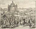 Romeyn de hooghe-fiestas triunfales en parís-Las tres décadas de las Guerras de Flandes.jpg