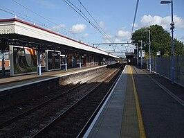 Harold Wood Train Station Car Park