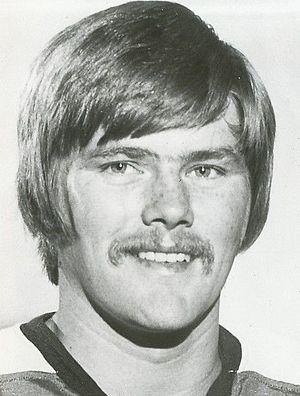 Ron Jones (ice hockey) - Jones in 1973