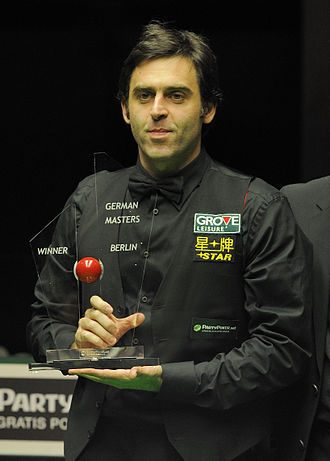 Professional snooker career of Ronnie O'Sullivan - 2012 German Masters