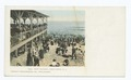 Ross Pavilion and Beach, Ocean Grove, N. J (NYPL b12647398-63110).tiff