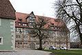 Rothenburg ob der Tauber, Spitalhof 5, Ansicht von Norden-20151230-001.jpg