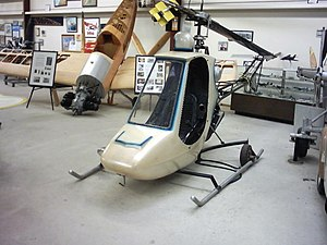 RotorWay Scorpion - Image: Rotorway Scorpion (47538937)
