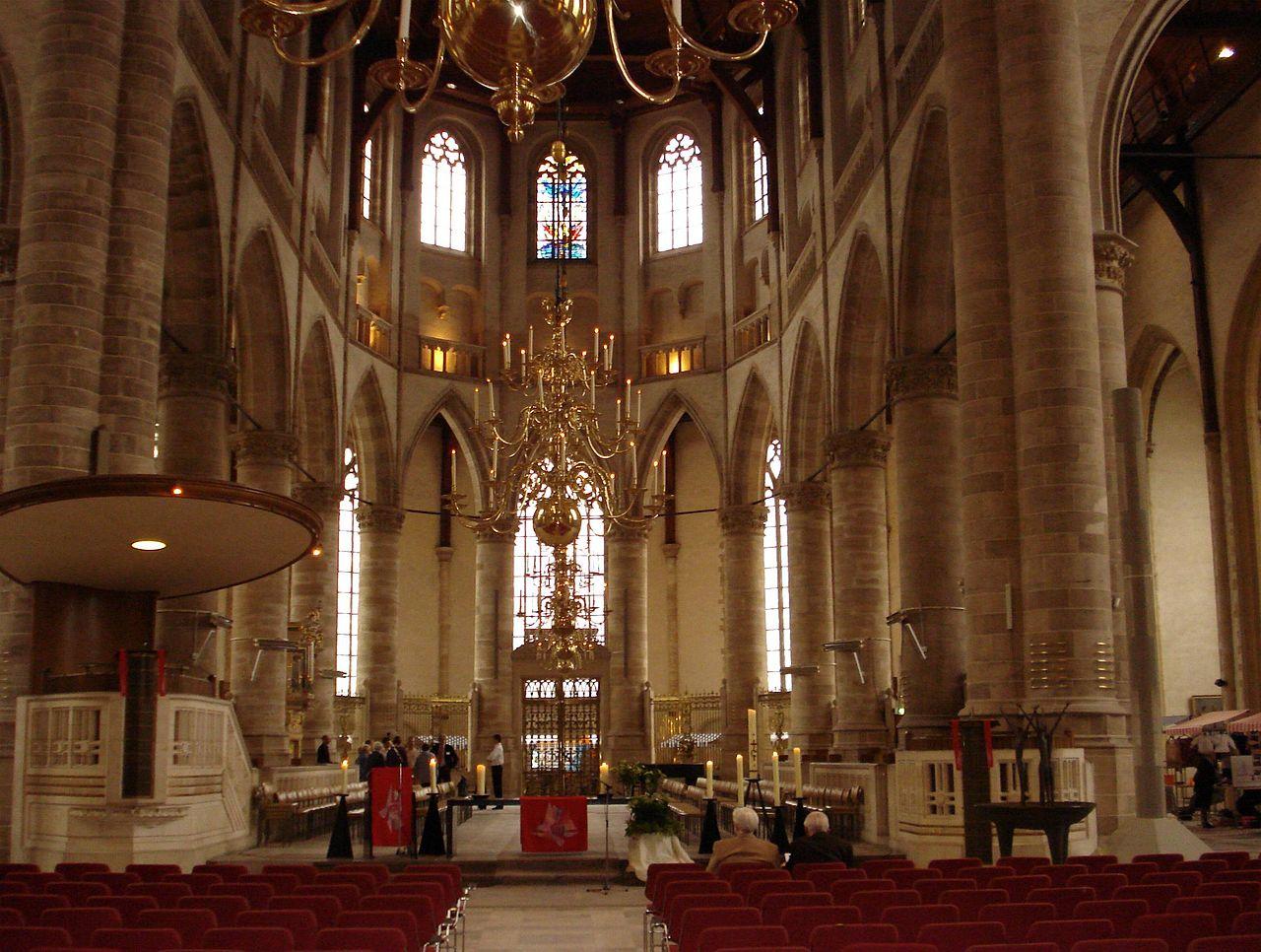 File rotterdam laurenskerk wikimedia commons for Interieur rotterdam
