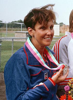 Ruby Fox - Fox in 1984.