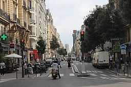 Rue Beaubourg, Paris July 2014.jpg