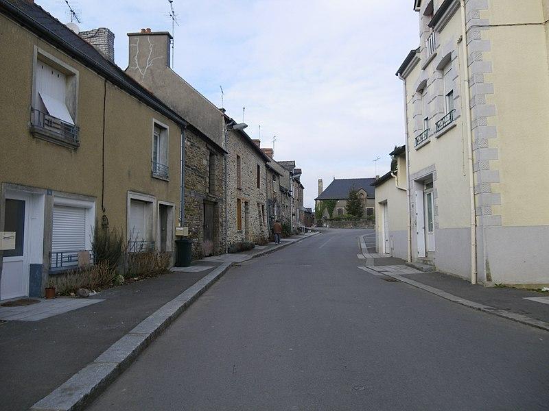 Rue de messac