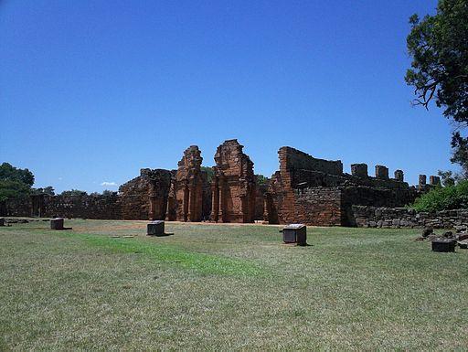 Ruinas Jesuiticas San Ignacio Mini