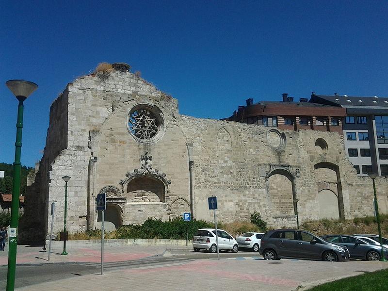 Ruinas del monasterio de San Francisco de Burgos 1.jpg