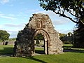 Ruins at Sweetheart Abbey - geograph.org.uk - 528876.jpg