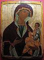 Russia centrale, madonna col bambino (madonna georgiana), XVI sec.JPG