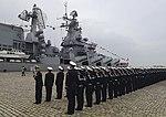 Russian cruiser Varyag (Qingdao 2019).jpg