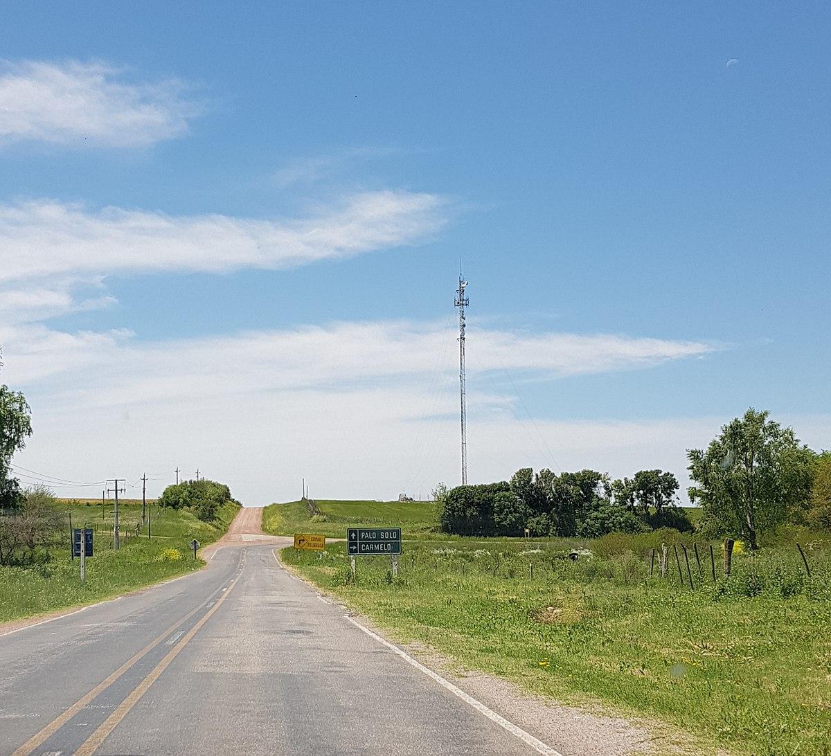 Ruta 7 (Uruguay) - Wikipedia, la enciclopedia libre