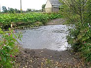 Rye Water Ford, Dalry