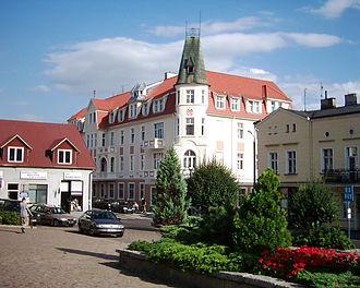 Świecie - Historic Market Square