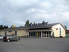 Jakomäen S Market