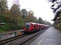 S-train line A at Emdrup Station.jpg