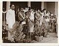 S. W. R. D. Bandaranaike with Sirimavo Bandaranaike & E. L. Senanayake.jpg