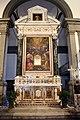 S.m. della pietà, int., altare maggiore di G.B. Cennini e Pier Maria Ciottoli su dis. del Mechini (1623-25) 01.JPG