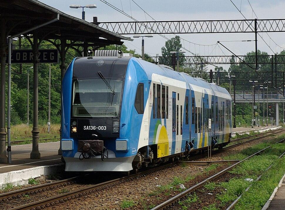 SA136-003 Kolobrzeg