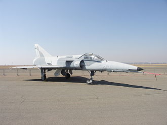 5 Squadron SAAF - Cheetah E Fighter