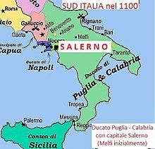 Cartina Italia Salerno.Salerno Wikipedia