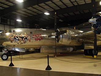 New England Air Museum - B-29 Superfortress