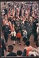 SELMA TO MONTGOMERY MARCH Day 5 The Abernathy Children, Ralph David Abernathy, Juanita Jones Abernathy and John Lewis lead the line up and beginning of the March..jpg