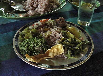 Sri Lankan rice and curry SL-rice and curry.jpg